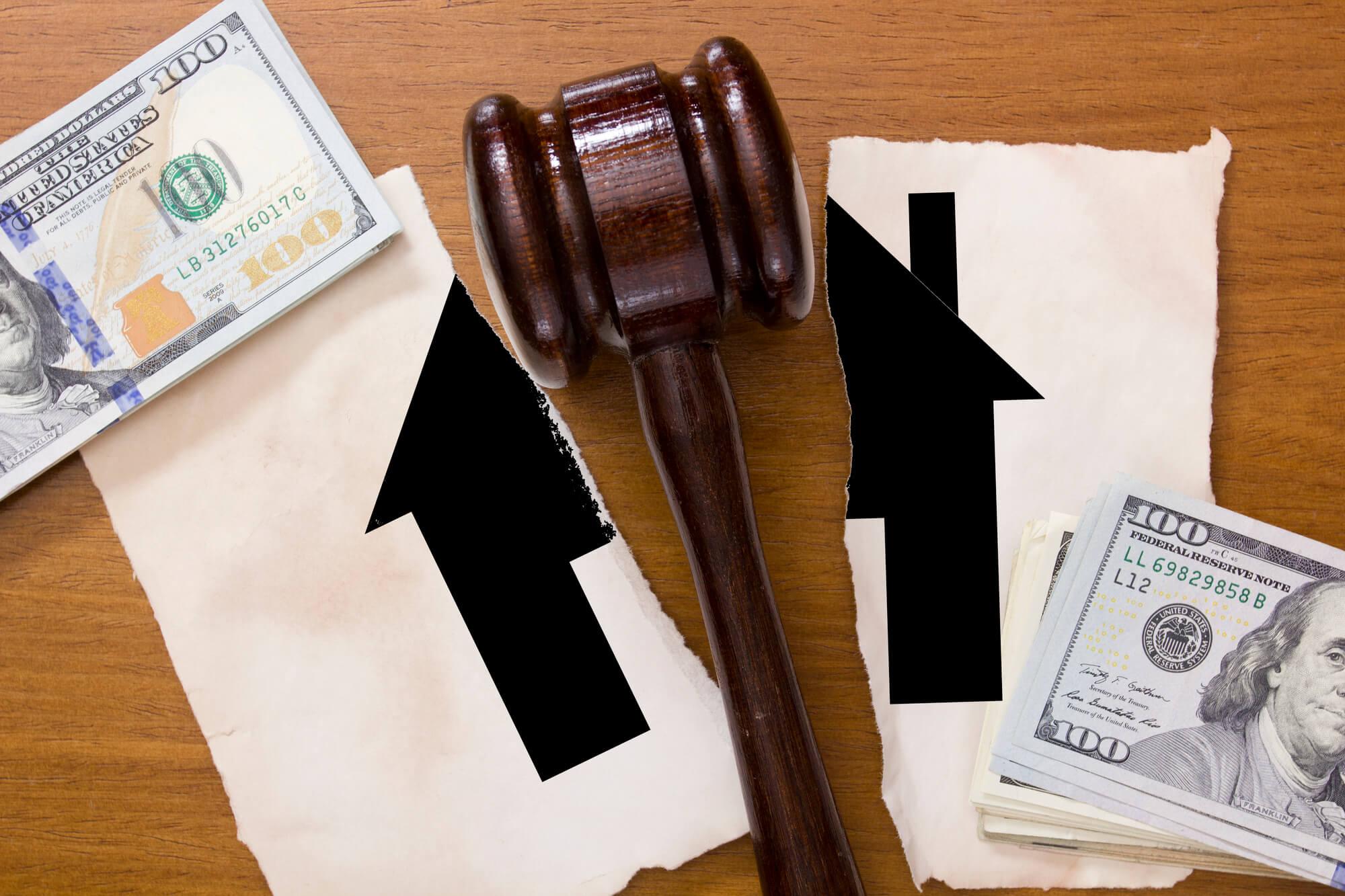 адвокат раздел имущества